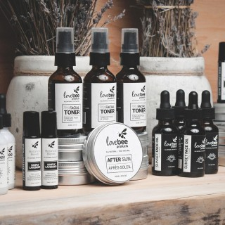 Bath & Body Lovebee Products