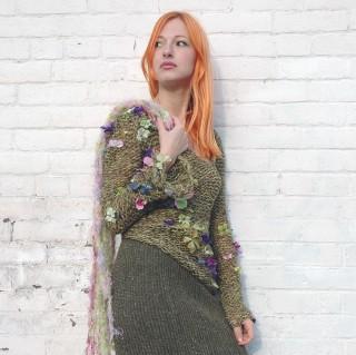 Clothing Olga Saras Couture Knits